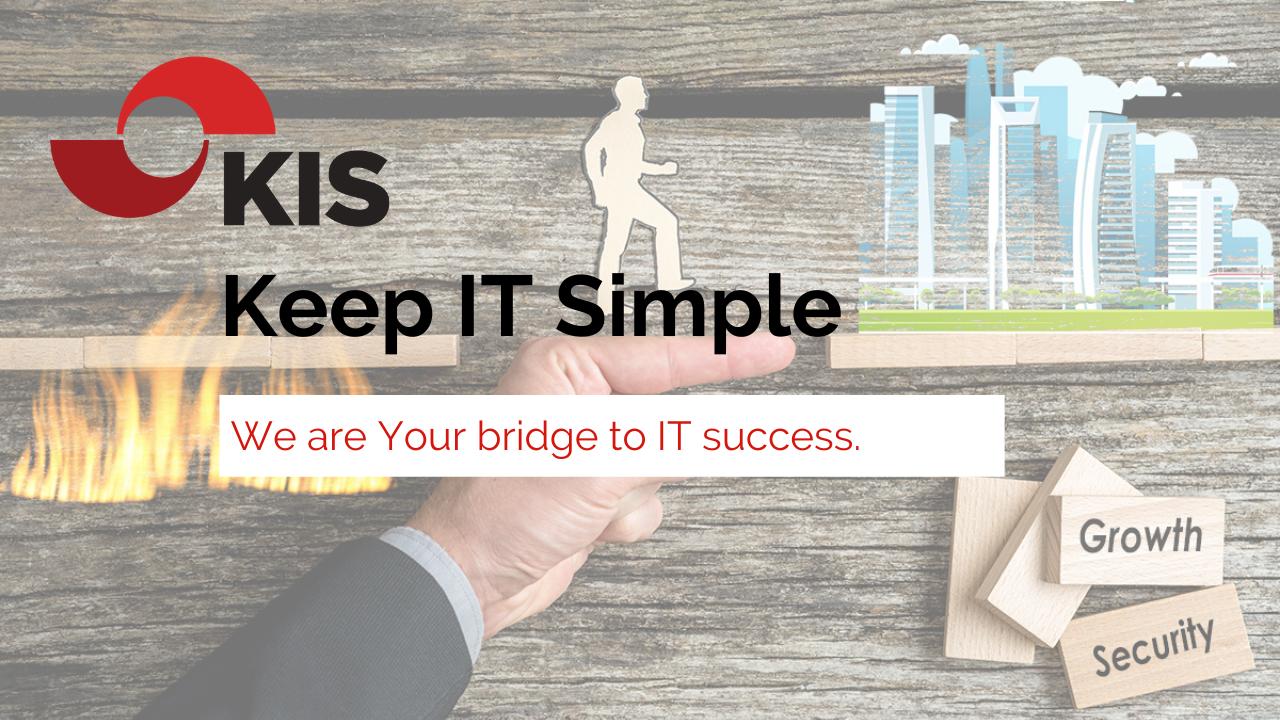 KIS-Keep IT Simple-Compnay Introduction